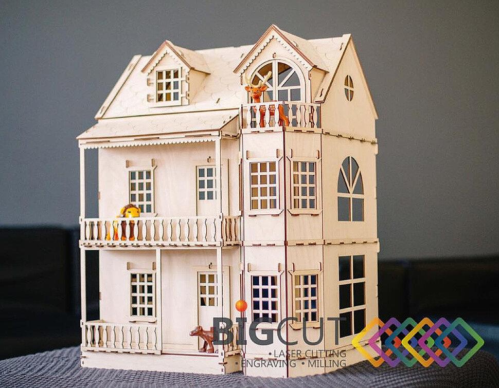 Кукольный домик Мечта